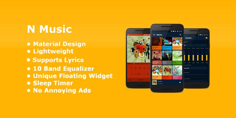 N Music(Material) - screenshot