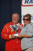 Photo: Bob Hatle getting his trophy 1st place FV1 2nd overall Submitted by Kim Madrid