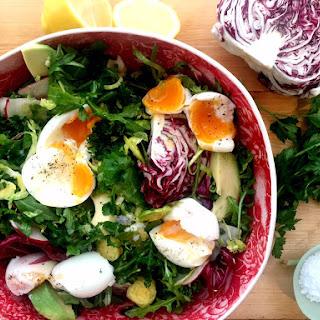 A Simple Breakfast Salad