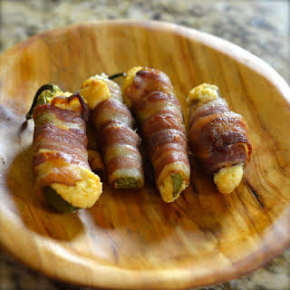 Frantasic Bacon Jalapeno Poppers.