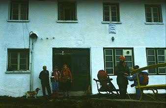 Photo: Hütte Tyscha