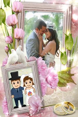 My Wedding Diary Photo Frames - screenshot