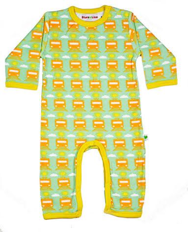 Sture & Lisa Pyjamas Train