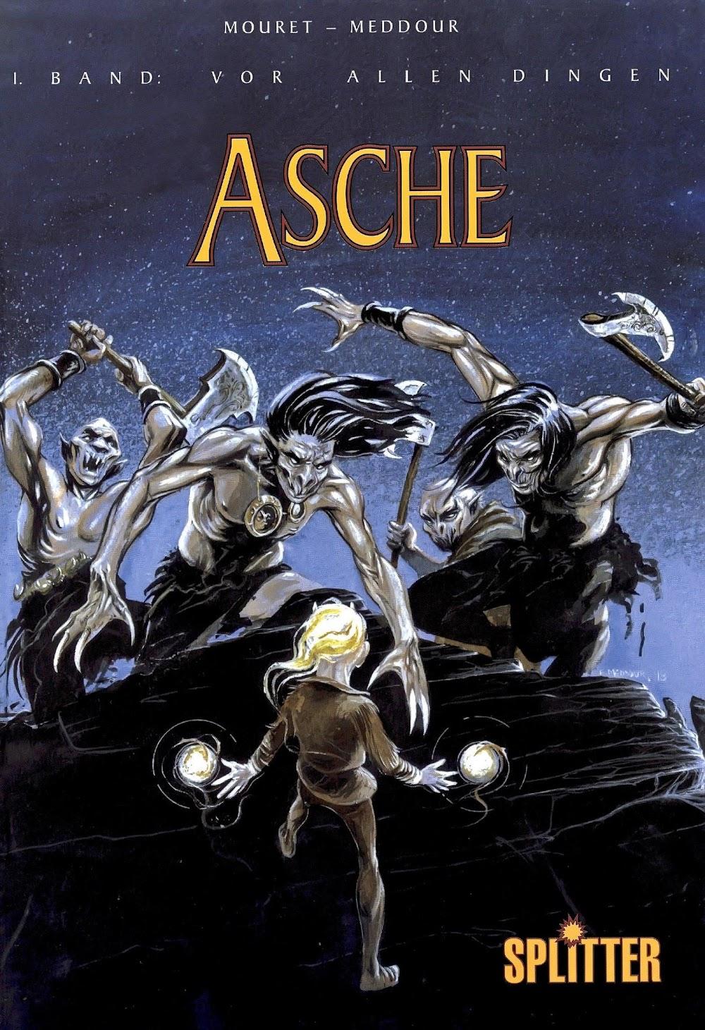Asche: Vor allen Dingen (1999)