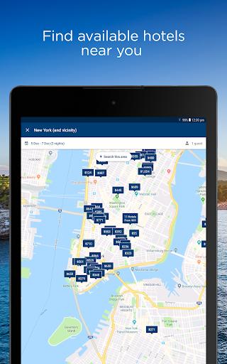 Travelocity Hotels & Flights 20.37.0 screenshots 12