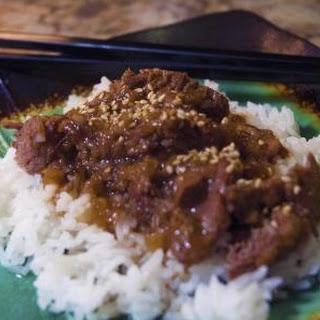 Spicy Oriental Beef
