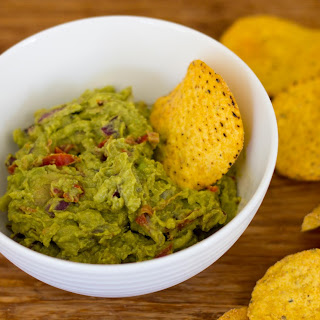 Grilled Avocado Guacamole Recipe
