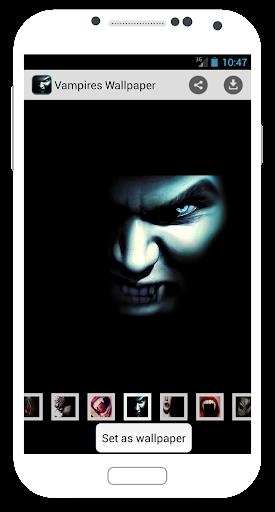 Vampires Wallpaper