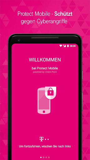 Telekom Protect Mobile – Sicher mobil surfen  screenshots 1