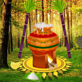 Tamil Festival Pongal Escape- screenshot