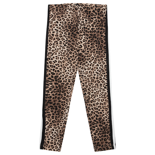 Primary image of Monnalisa Leopard Print Leggings