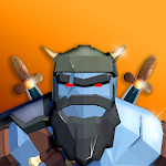 Battle of Polygon – Action RPG Warrior Games icon