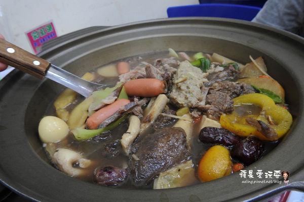 羊肉爐吃到飽不稀奇,有獨家研發彩虹湯,還有羊肉碗粿.羊肉粽,絕對超值的【小名羊肉爐】
