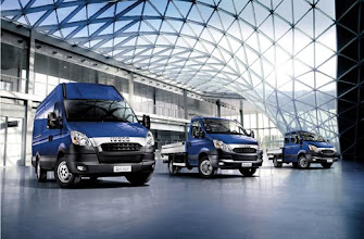 Photo: Iveco new Daily 2012 / Nueva Iveco Daily 2012
