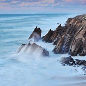 São Pedro de Moel - Leiria by Carlos Palhau - Landscapes Beaches ( praia, cor, natureza, água, leiria, turismo, mar, são pedro de moel, portugal, turista )
