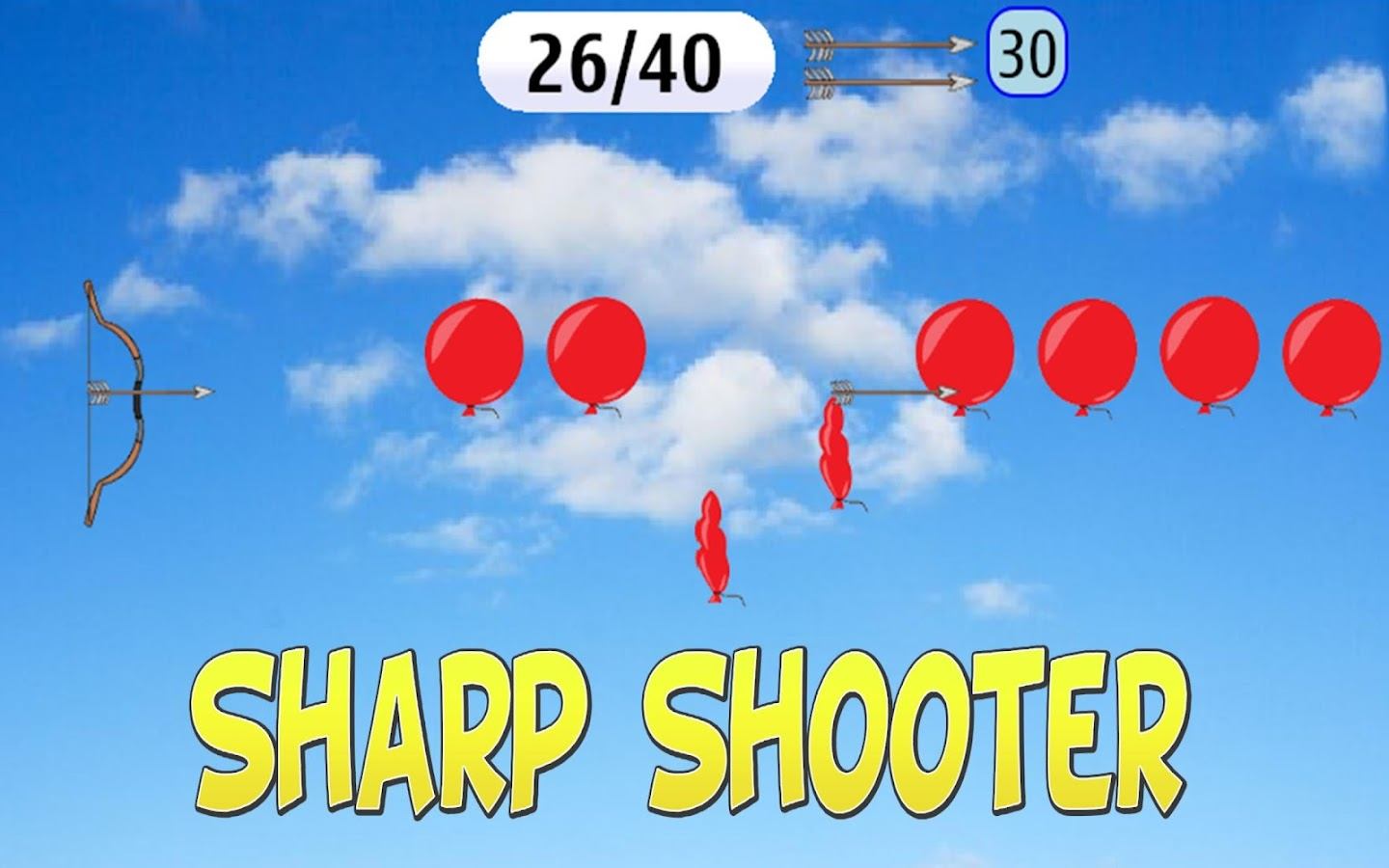 Sharp Shooter- screenshot