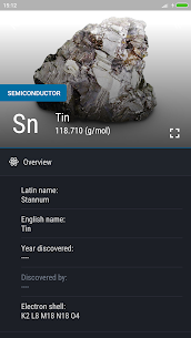 Periodic Table PRO v4.3.1 Mod APK 2