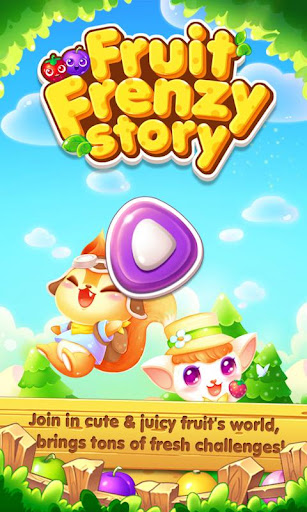 Fruit Frenzy Story