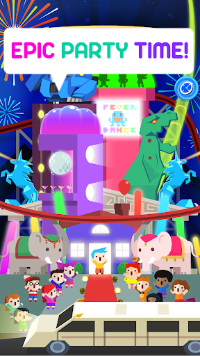 Epic Party Clicker - Throw Epic Dance Parties!  screenshots 2