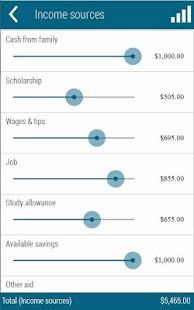 Student Budget Planner - screenshot thumbnail