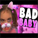 Bad Baby Victoria Face Maker Icon