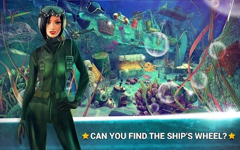 Skryte Predmety Mořská Příšera - Hledání Předmětů - náhled