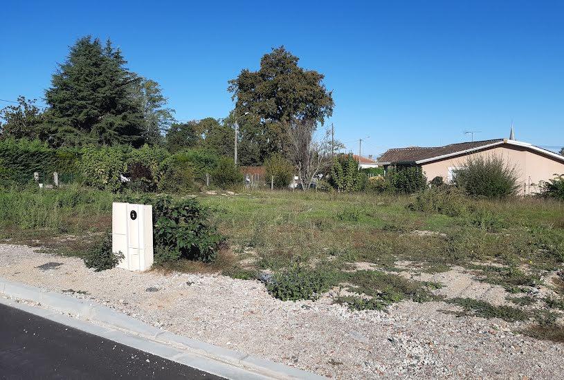 Vente Terrain à bâtir - 700m² à Marcenais (33620)