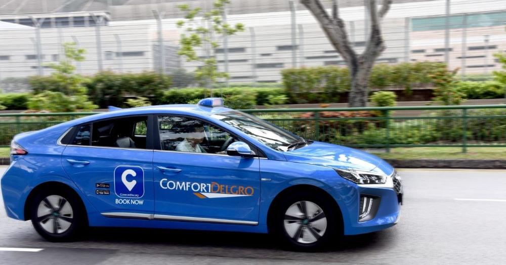ComfortDelGro Taxi