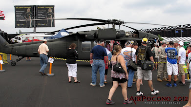 Photo: A helo. Is it an Apache?
