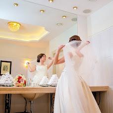 Wedding photographer Anna Zakharchenko (fotoiva). Photo of 03.04.2017