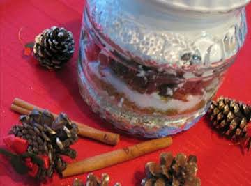 Funnel Cake Mix (gifts in a Jar)