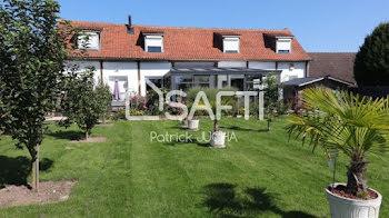 maison à Campagne-lès-Hesdin (62)