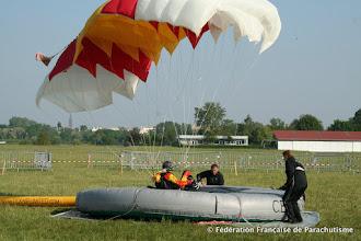 Photo: Master Européen de Précision d'Atterrissage au Centre Ecole de Parachutisme Alsace de Strasbourg du 29 Avril au 1er Mai 2011