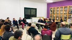 Reunión del Gobierno local con vecinos de las zonas donde se actuará.