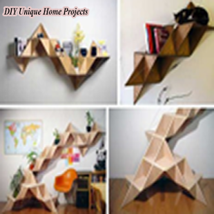 DIY Unique Home Projects - náhled