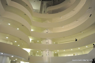 Photo: Guggenheim in white