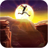 Parkour Adventure Skyway Dancer Run –Running Game icon
