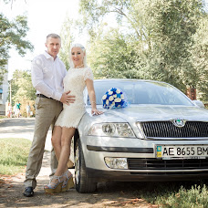 Wedding photographer Natalya Tumasheva (malushka4788). Photo of 24.08.2016