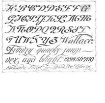 Calligraphy Lettering - screenshot thumbnail 06