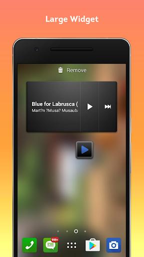 Default Music Player 2M screenshots 4