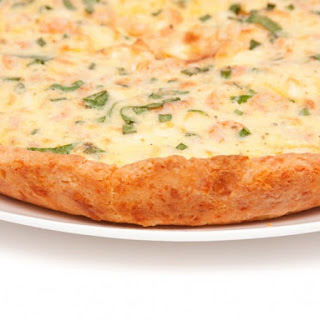 Red Lobster's Shrimp Quiche.