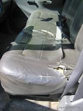 Photo: Lot 11 - (2768-3/7) - 2004 Ford F150 1/2 Ton Ext Cab Pickup - 106,876 miles