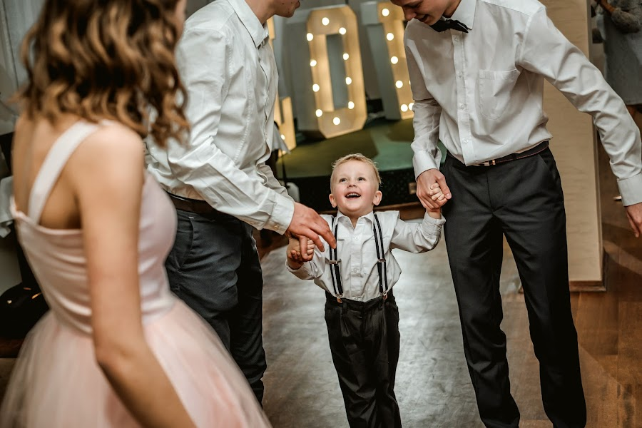 Bröllopsfotograf Kamil Turek (kamilturek). Foto av 09.05.2019