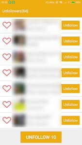 Download Unfollow Pro for Instagram APK latest version 1 3 0