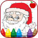 Christmas Dot to Dot and Coloring Pages icon