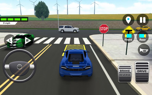 Car Driving & Parking School  screenshots 4