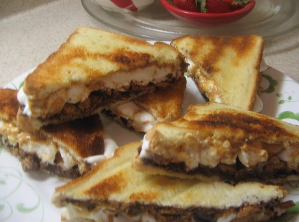 S'more Sandwiches Recipe