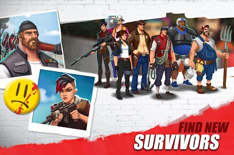 Zombie Faction – Battle Games for a New World 1.5.1 Mod APK Download 3