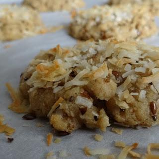 Toasted Coconut Superfood Cookies