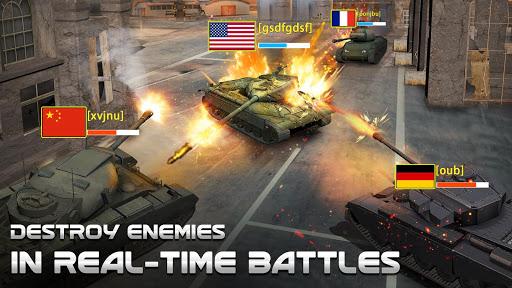 Furious Tank: War of Worlds 1.6.2 screenshots 1